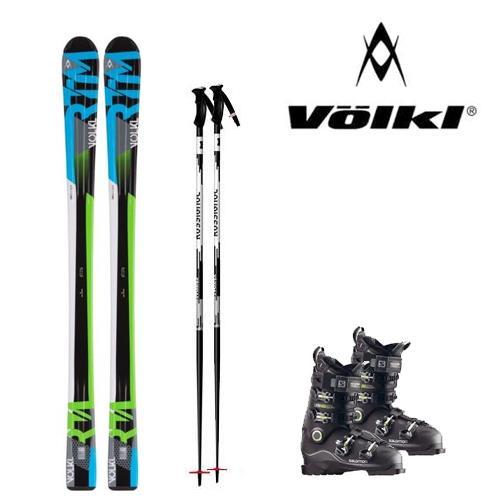 Kid's Ski Package