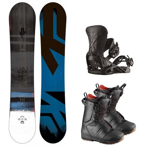 Basic Snowboard Package