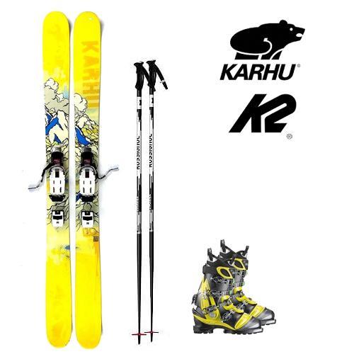 Telemark Ski Package