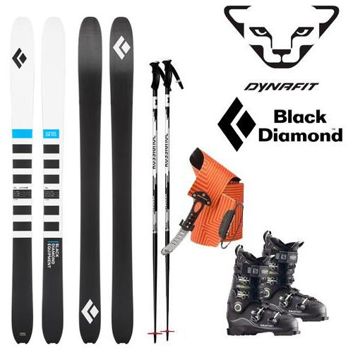 Backcountry Ski Package